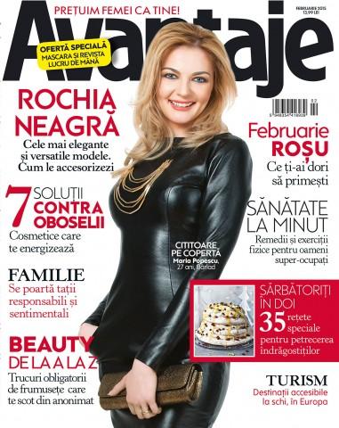 revista Avantaje februarie 2015