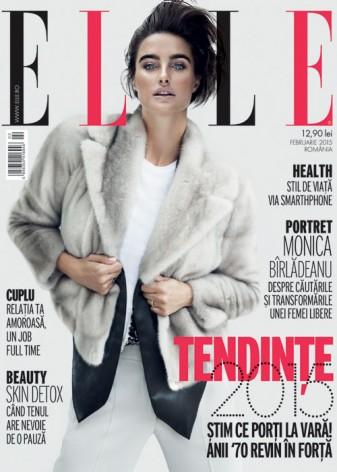 revista ELLE februarie 2015