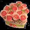bomboane cadou de Valentine's day
